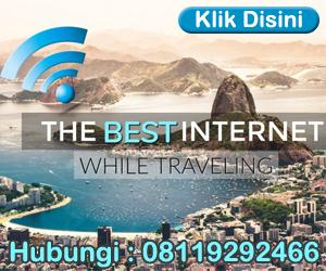 koneksi internet luar negeri